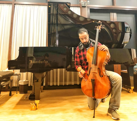 23791a77ce719 I just wanted to commend you on your amazing workmanship. I'm the new owner  from Dubai of the Zuni and the Galileo cellos. They are beautiful works of  art, ...